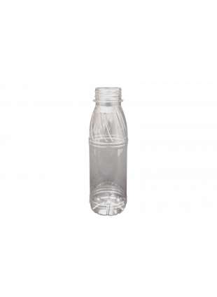 PET palack 0,5l Juice-os 18,3gr 250db/zsák